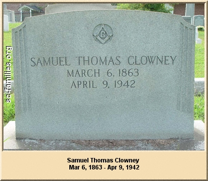 Samuel Thomas Clowney.